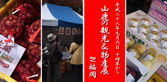 27年9月福岡物産展1