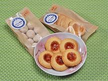 暦米粉クッキー